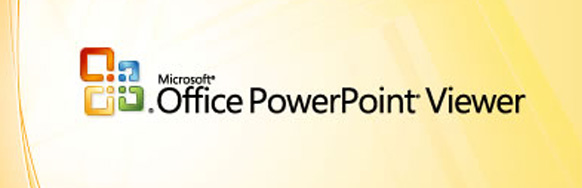 PowerPoint Viewer en andere  PowerPoint Utilities