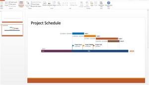 Office timeline